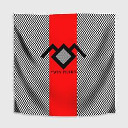 Скатерть для стола Twin Peaks Mark цвета 3D — фото 1