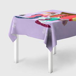 Скатерть для стола Geishas цвета 3D — фото 2