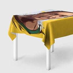 Скатерть для стола Ronaldinho Art цвета 3D-принт — фото 2