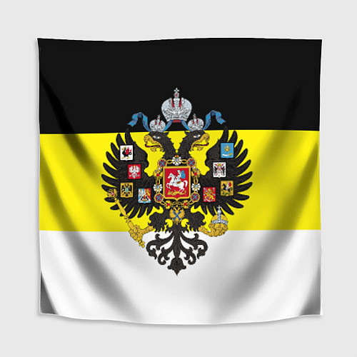 Скатерть для стола Имперский Флаг / 3D – фото 1