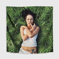 Скатерть для стола Анджелина Джоли