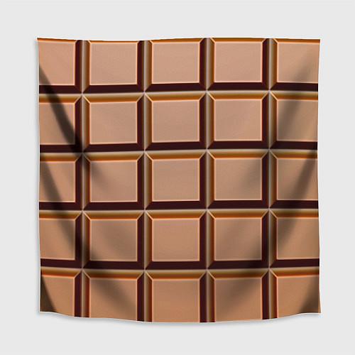 Скатерть для стола Шоколад / 3D – фото 1