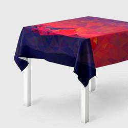 Скатерть для стола Абстракция цвета 3D — фото 2