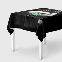 Скатерть для стола Панда с карамелью цвета 3D — фото 2