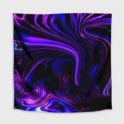 Скатерть для стола Цветные разводы цвета 3D — фото 1