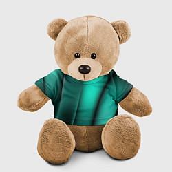 Игрушка-медвежонок Emerald lines цвета 3D-коричневый — фото 1