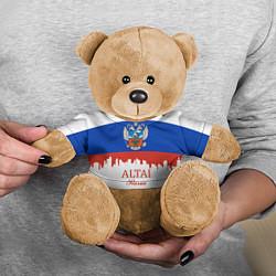 Игрушка-медвежонок Altai: Russia цвета 3D-коричневый — фото 2