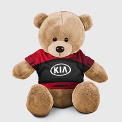 Игрушка-медвежонок KIA Collection цвета 3D-коричневый — фото 1