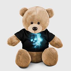Игрушка-медвежонок Gears of War: Death Shadow цвета 3D-коричневый — фото 1