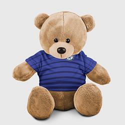 Игрушка-медвежонок Chelsea: Drogba цвета 3D-коричневый — фото 1