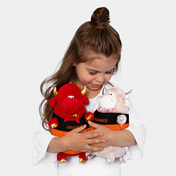 Игрушка-бычок Orange Is the New Black цвета 3D-красный — фото 2