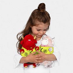 Игрушка-бычок Siren Head цвета 3D-красный — фото 2