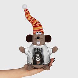 Игрушка-мышка KISS: Adult spaceman wig цвета 3D-серый — фото 1