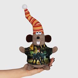 Игрушка-мышка My chemical romance цвета 3D-серый — фото 1