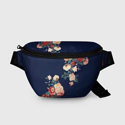 Поясная сумка Fashion flowers