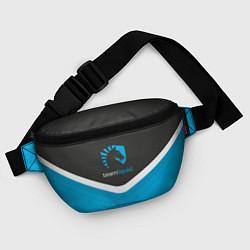 Поясная сумка Team Liquid Uniform цвета 3D-принт — фото 2