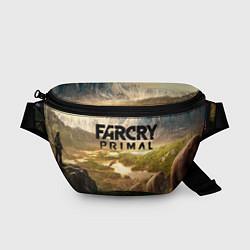 Поясная сумка Far Cry: Primal цвета 3D — фото 1