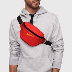 Поясная сумка Baywatch цвета 3D-принт — фото 2
