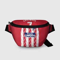 Поясная сумка Atletico Madrid FC: Grizman Home 17/18 цвета 3D-принт — фото 1