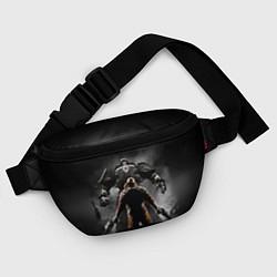 Поясная сумка Wolfenstein Battle цвета 3D — фото 2