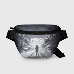 Поясная сумка Metro Exodus цвета 3D — фото 1