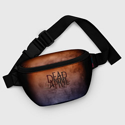 Поясная сумка Dead by April цвета 3D-принт — фото 2