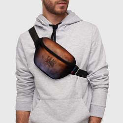 Поясная сумка Dead by April цвета 3D — фото 2