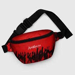 Поясная сумка Агата Кристи: Высший рок цвета 3D — фото 2