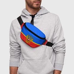 Поясная сумка Челябинск: Россия цвета 3D — фото 2
