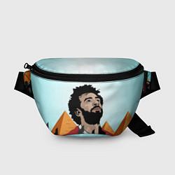 Поясная сумка Salah: Egypt King цвета 3D-принт — фото 1