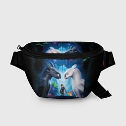 Поясная сумка Как приручить дракона