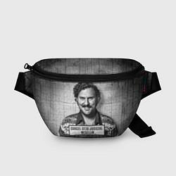 Поясная сумка Пабло Эскобар цвета 3D — фото 1