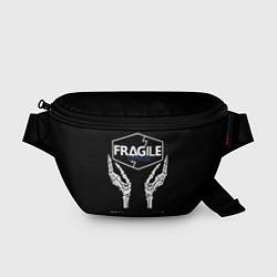 Поясная сумка Death Stranding: Fragile Express цвета 3D-принт — фото 1