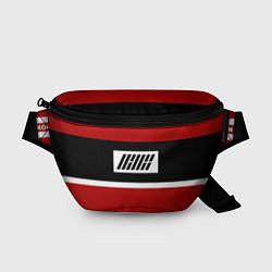 Поясная сумка IKON Stripes цвета 3D — фото 1