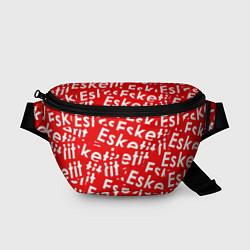 Поясная сумка Esketit Pattern цвета 3D — фото 1