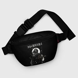 Поясная сумка Mastodon: Death Came цвета 3D-принт — фото 2
