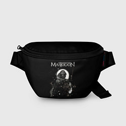 Поясная сумка Mastodon: Death Came цвета 3D — фото 1