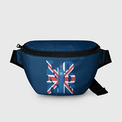 Поясная сумка London: Great Britain цвета 3D-принт — фото 1