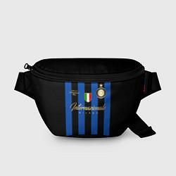 Поясная сумка Internazionale Milano цвета 3D — фото 1