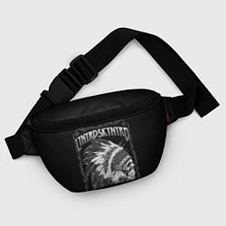 Поясная сумка Lynyrd Skynyrd: Jacksonville цвета 3D — фото 2