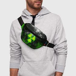 Поясная сумка S T A L K E R 2 цвета 3D — фото 2