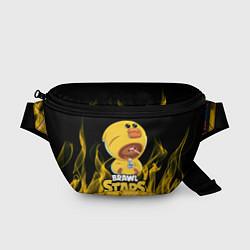 Поясная сумка BRAWL STARS SALLY LEON цвета 3D — фото 1