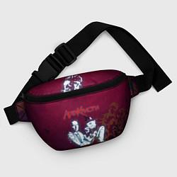 Поясная сумка Агата Кристи цвета 3D — фото 2
