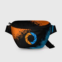 Поясная сумка PORTAL цвета 3D — фото 1