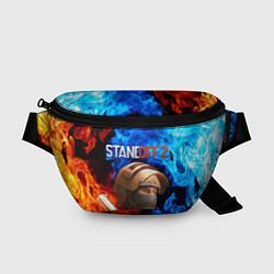Поясная сумка STANDOFF 2 цвета 3D — фото 1