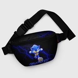 Поясная сумка СОНИК цвета 3D — фото 2