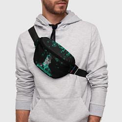 Поясная сумка NILETTO цвета 3D — фото 2