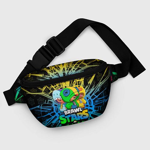 Поясная сумка BRAWL STARS LEON SKINS / 3D – фото 4