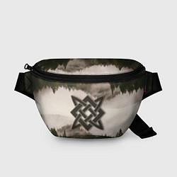 Поясная сумка Квадрат Сварога