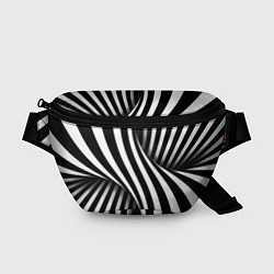 Поясная сумка Оптические иллюзии